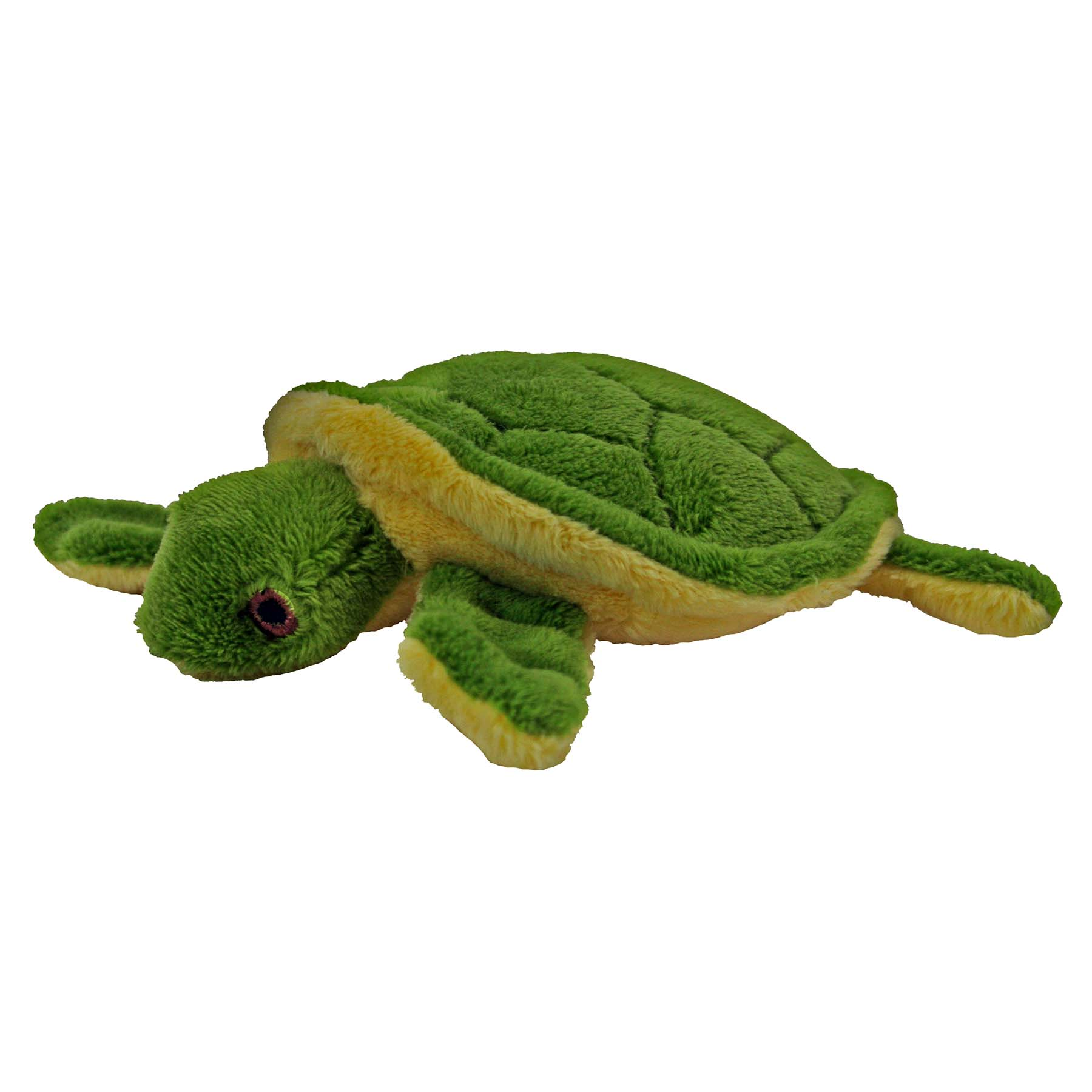 Fluff-Shelly Turtle  Green 4