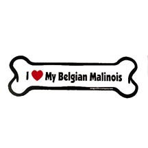 Magnet-Love Belgian Malinois SO