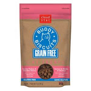 Buddy-Feline Grain Free Turkey   3oz