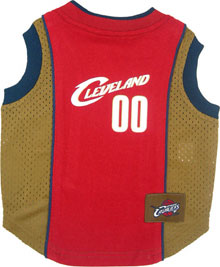Cle Cavs Mesh Jersey