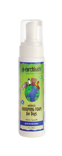 Earthbath Foam-Green Tea   7.5oz