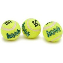 Air Squeak Tiny Tennis Balls  Yellow Tiny