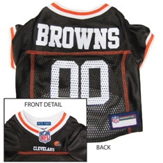 Cle Browns Mesh Jersey
