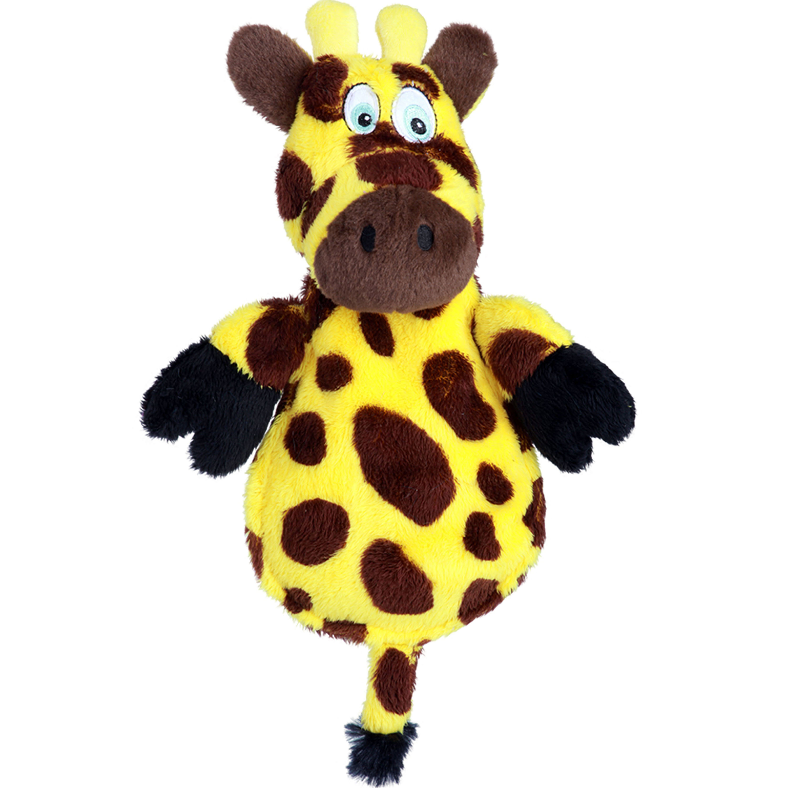GD-Hear Doggy Giraffe  Yellow LG