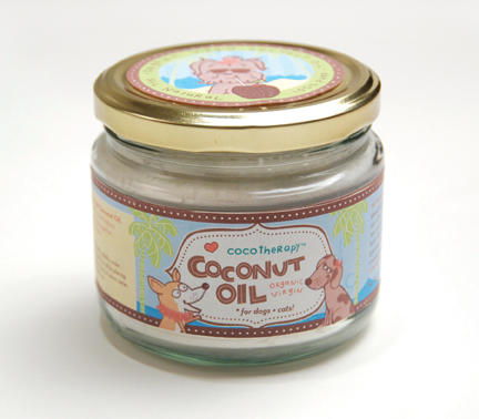 CocoTherapy Coconut Oil   8oz