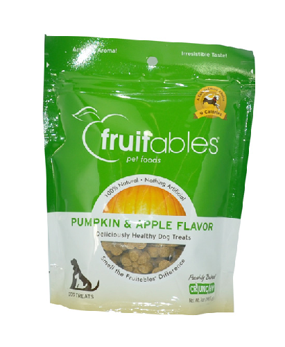 Fruitables-Pumpkin & Apple   7oz