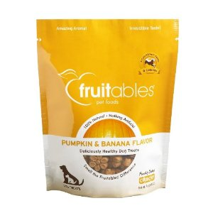 Fruitables-Pumpkin & Banana   7oz