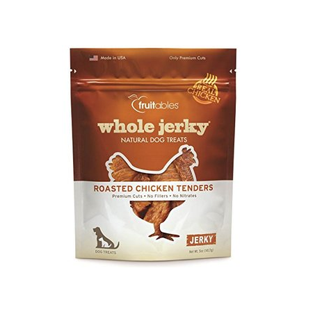 Fruitables-Whole Jerky Chicken   5oz
