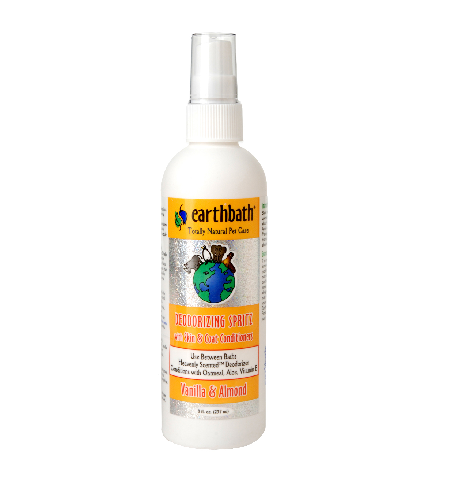 Earthbath Sprtiz-Vanilla   8 oz
