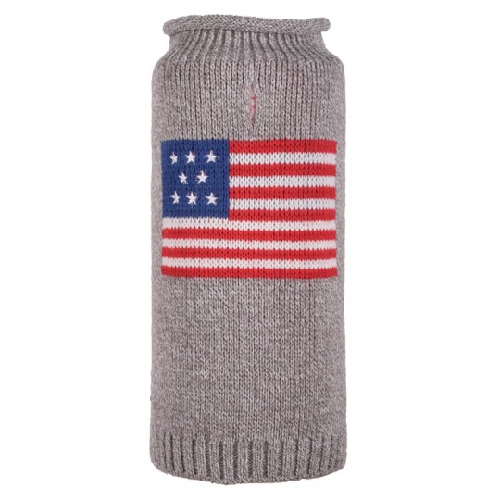 Sweater-American Flag