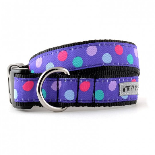 Collar-Gumball Purple*