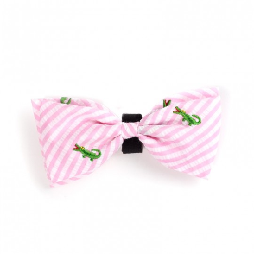 Bowtie-Alligator Stripe
