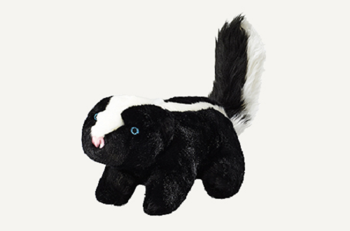 Fluff-Lucy Skunk  Black 12