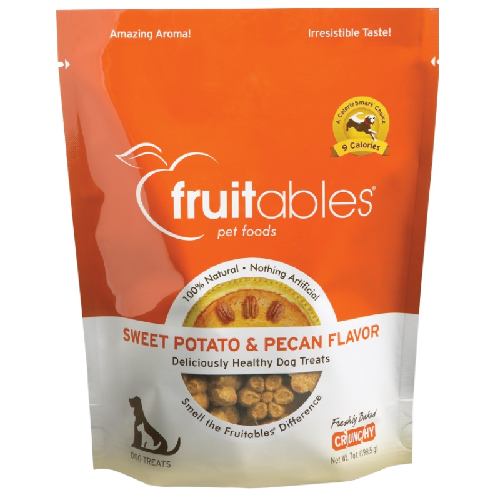 Fruitables-Sweet Potato & Pecan   7oz