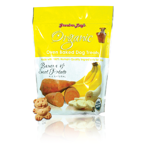 GL-Organic Banana/Sweet Potato   14oz