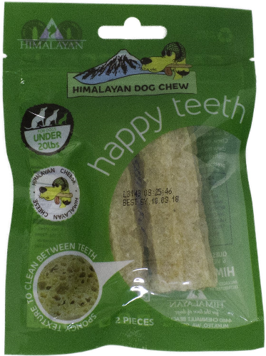 HDC-Happy Teeth 2pk  Cheese SM