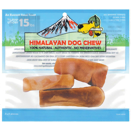 HDC-Himalayan Dog Chew Original  Blue SM 3.5oz