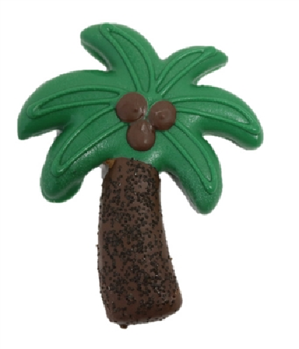 Bakery-Palm Tree  Brown