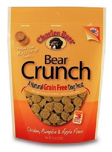 Charlee Bear GF Bear Crunch-Chicken   8oz