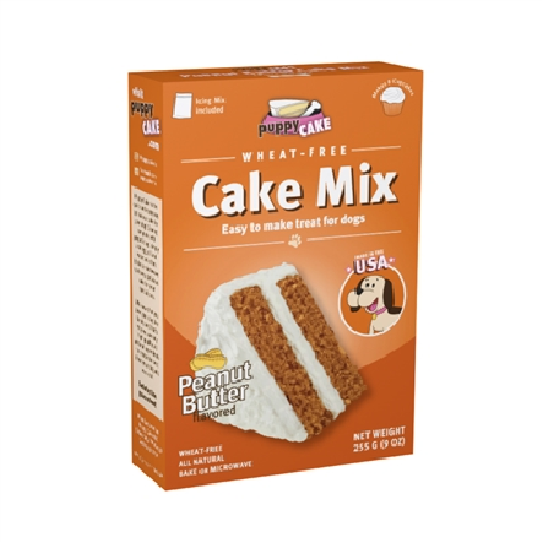 PC-Puppy Cake PB  PB 9oz
