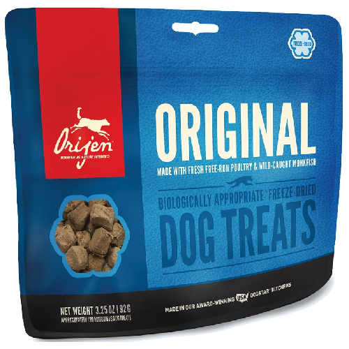 OR-Dog Freeze Dried Original Treats  Chicken 3.25oz