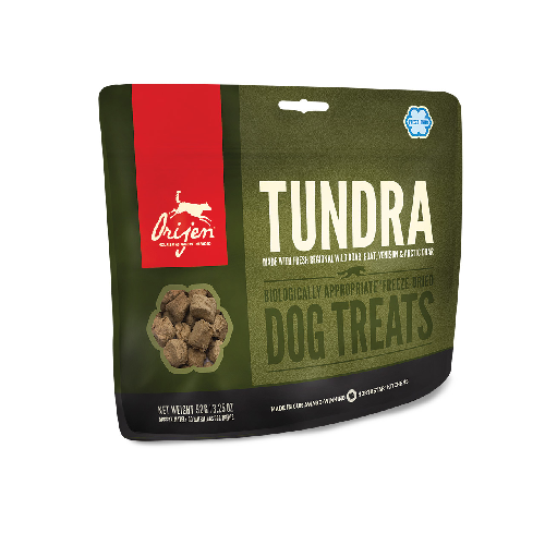 OR-Dog Freeze Dried Tundra Treats   3.25oz
