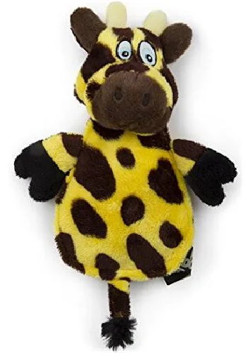 GD-Hear Doggy Giraffe  Brown SM