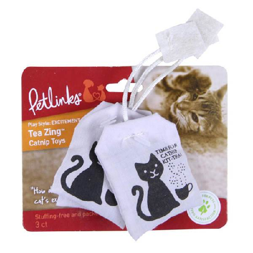 GD-Petlinks Tea Zing   3pk
