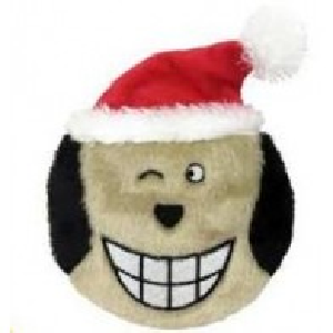 Petlou Xmas DOGz Good Time  Brown 7