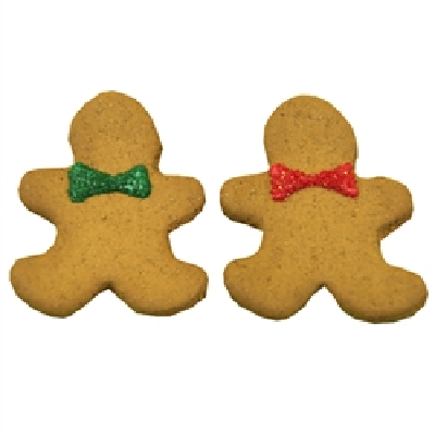 Bakery-Gingerbread Man   brown