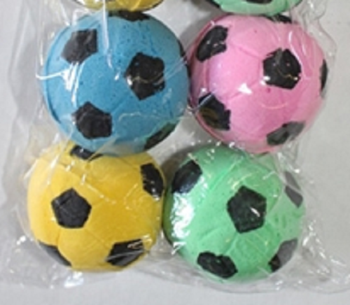 Cat Toys-Soccer Ball bulk Multi