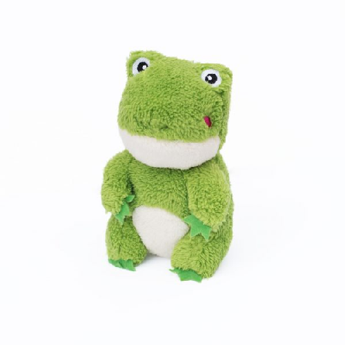 ZP-Cheeky Chums Frog  Green