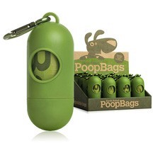 Earth Rated-Poop Bag Dispenser w/bags  Lavender scent 15 ct