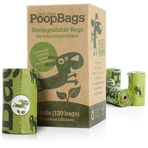 Earth Rated-Poop Bags   Lavender scent 120ct