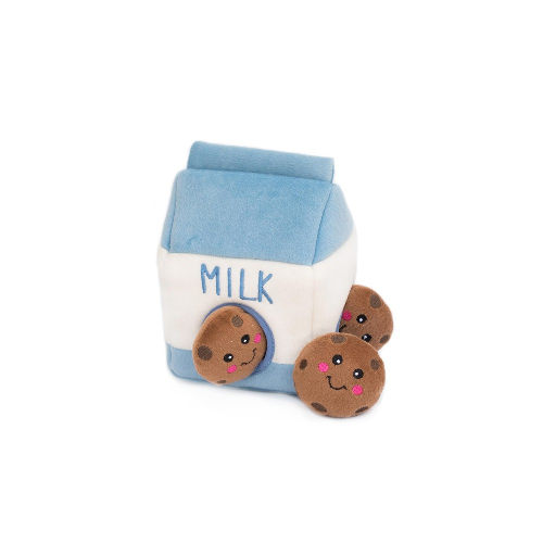 ZP-Burrows Milk/Cookies  Blue/white