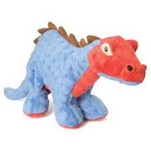 GD-Dino Spike Plated Blue