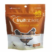 Fruitables-Skinny Minis Chicken   5oz
