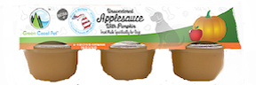 GC-Unsweetened Applesauce w/pumpkin