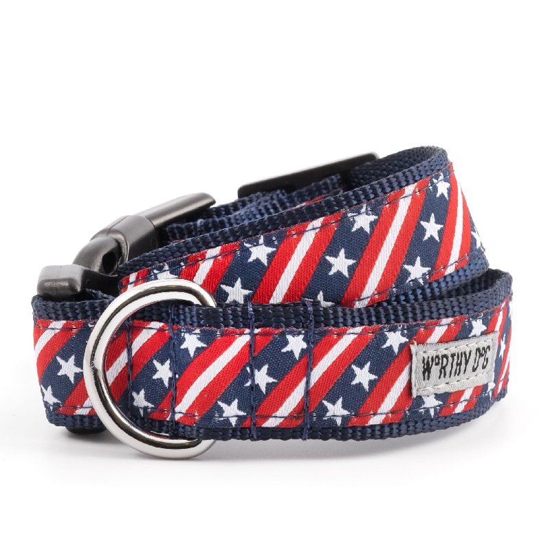 Collar-Bias Stars and Stripes