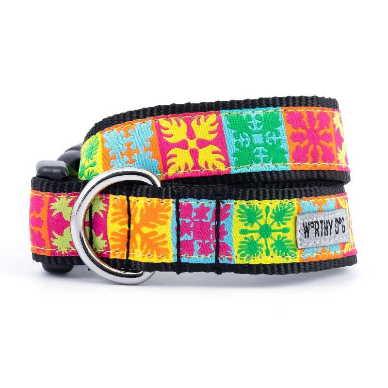 Collar-Hawaiian Patchwork*