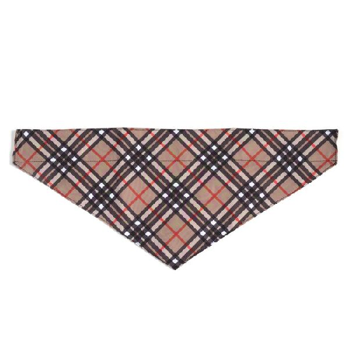 Bandana-Bias Plaid Tan*
