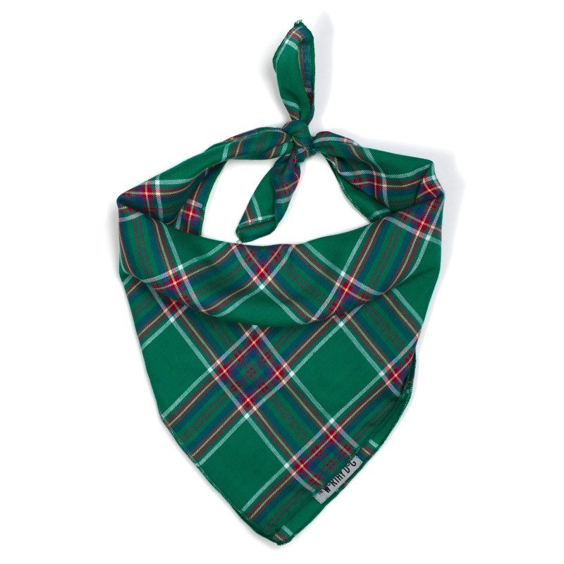 Bandana-Kelly Plaid (Tie)*