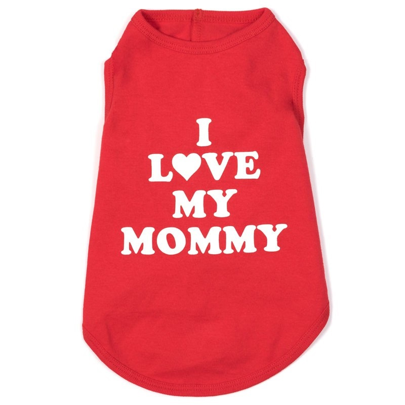 Tee-I Love My Mommy*