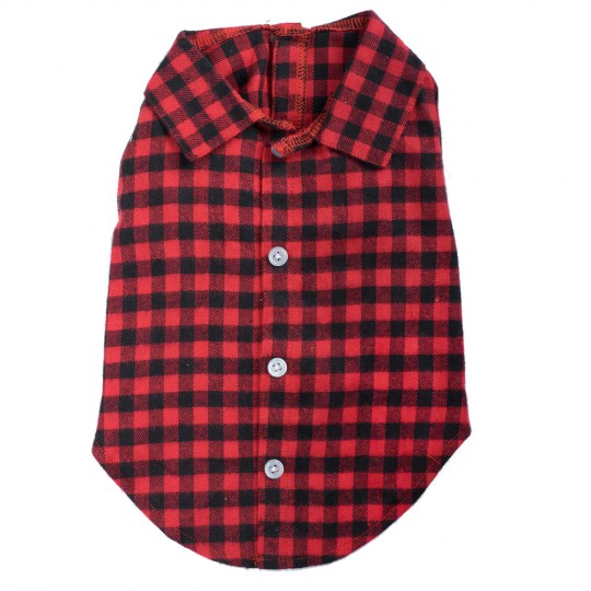 Shirt-Buffalo Plaid
