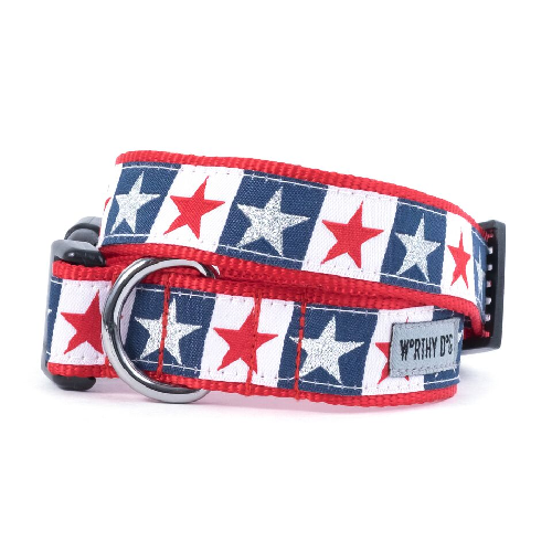 Collar-Stars and Stripes**