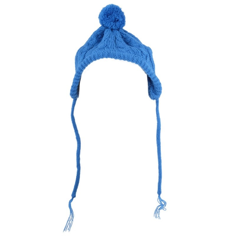 Hat-Toboggan Blue*