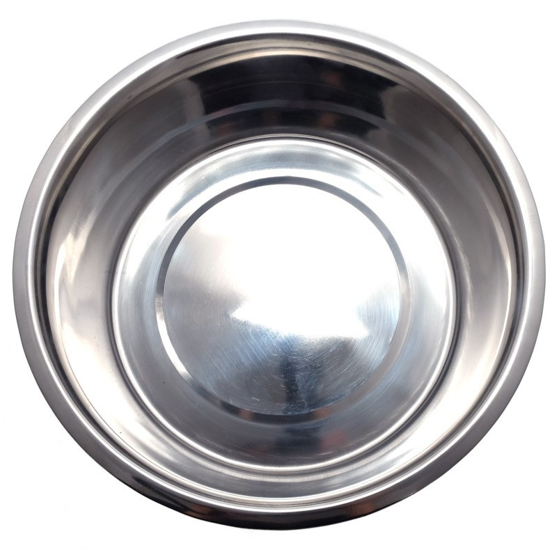 Stainless Bowl-Wide*