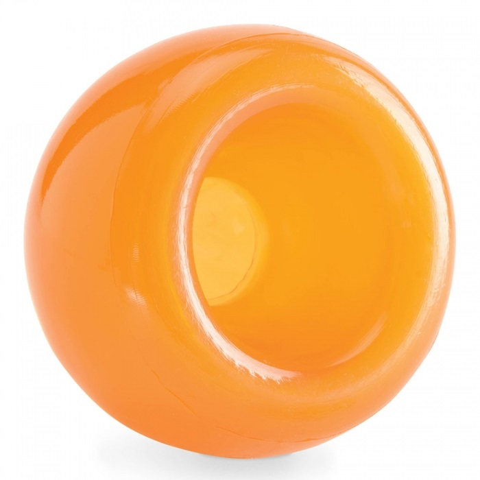 Orbee-Snoop Orange  Orange 5""