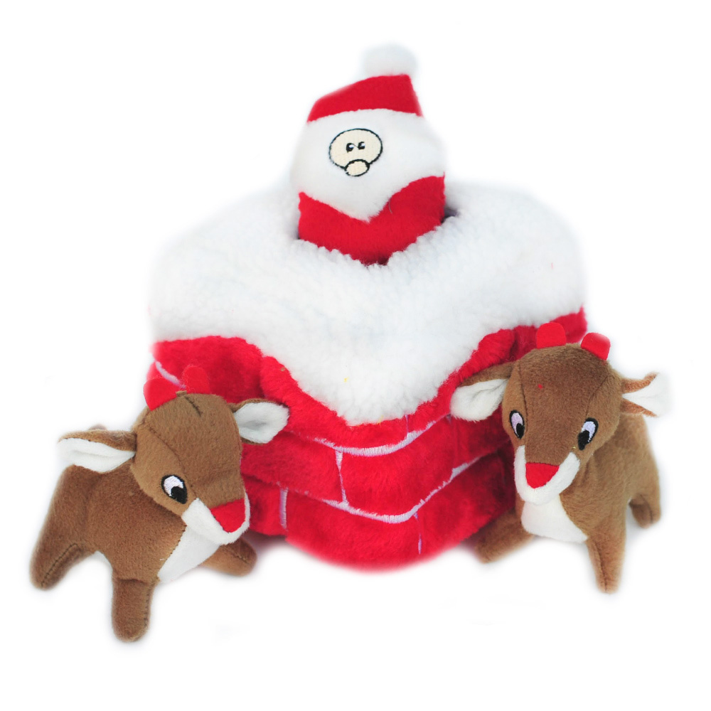 ZP-Holiday Burrows Chimney  Red