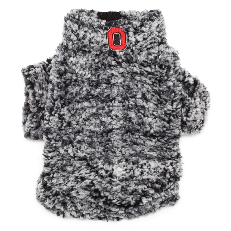 OSU Pullover-Wubby 1/4 Zip Fleece
